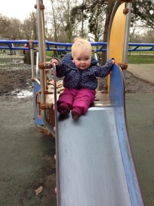 Wow - we forgot how much we love a slide!