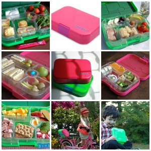 Yumbox kids bento lunchbox