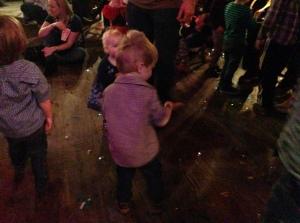 The Terrorists Dancing
