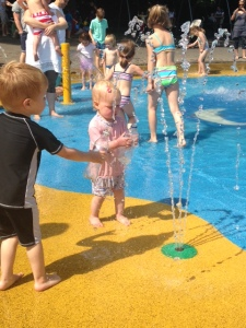 The Terrorists at Wimbedon Park Splash Park