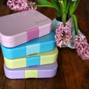 Yumbox Pastel shades to launch in April 2015